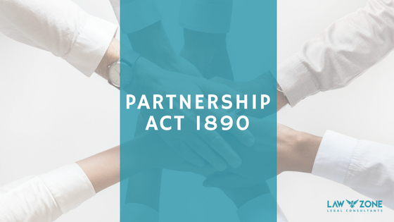 The Partnership Act 1890
