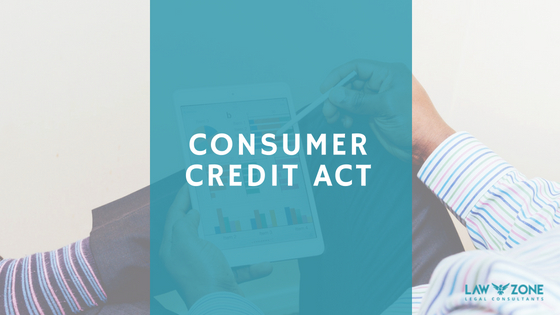 The Consumer Credit Act