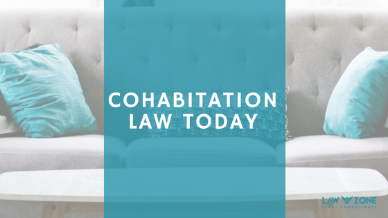 COHABITATION LAW TODAY