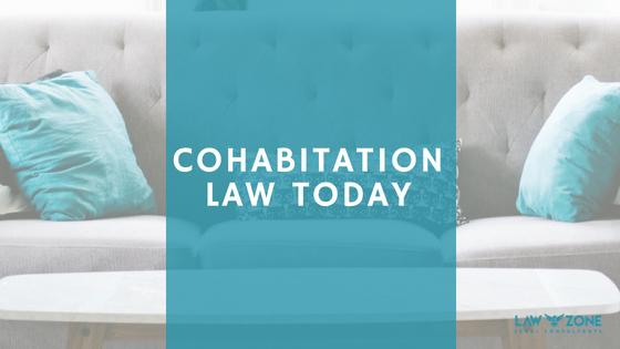 Cohabitation Law today