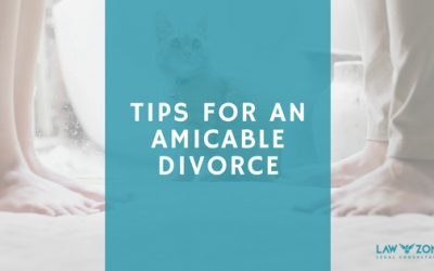 Tips for an amicable divorce