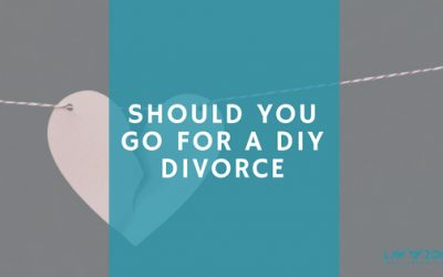 Should you go for a DIY Divorce