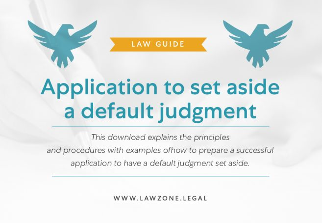 Application default judgement-01